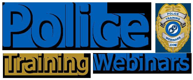 Police Training Webinars